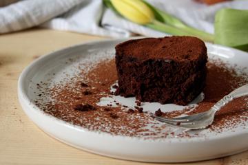 Schnelle Brownies aus der Mikrowelle