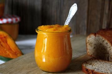 Fruchtige Mango-Konfitüre mit Agar-Agar