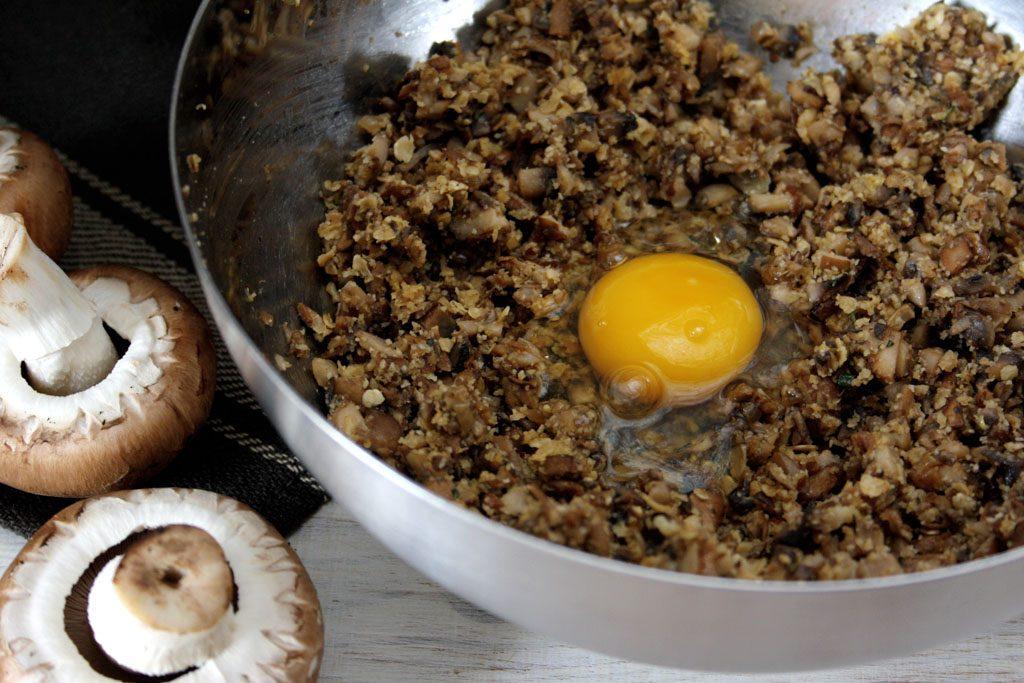 Vegetarische Fleischbällchen in Marinarasauce