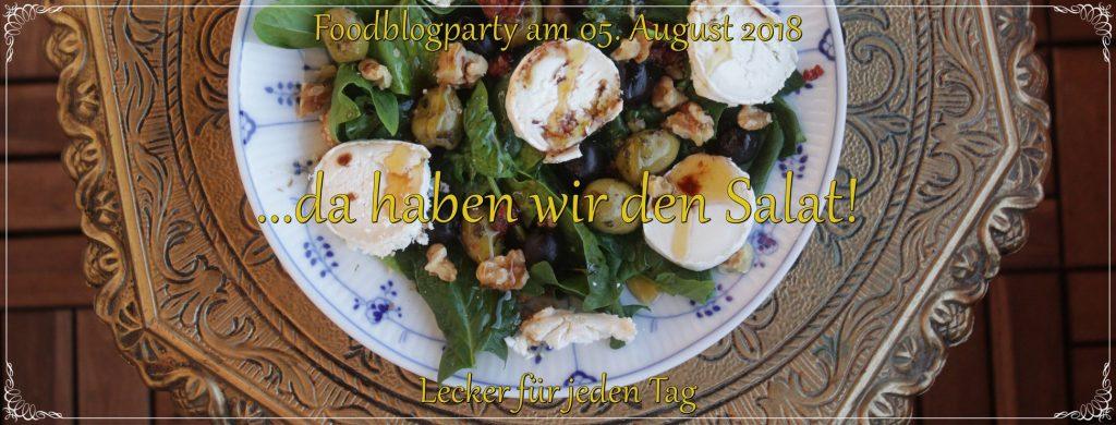 Lecker für jeden Tag - Banner - Salat