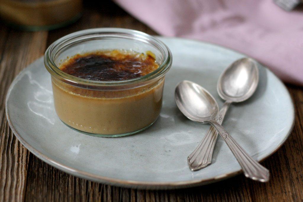 Chai Crème brûlée