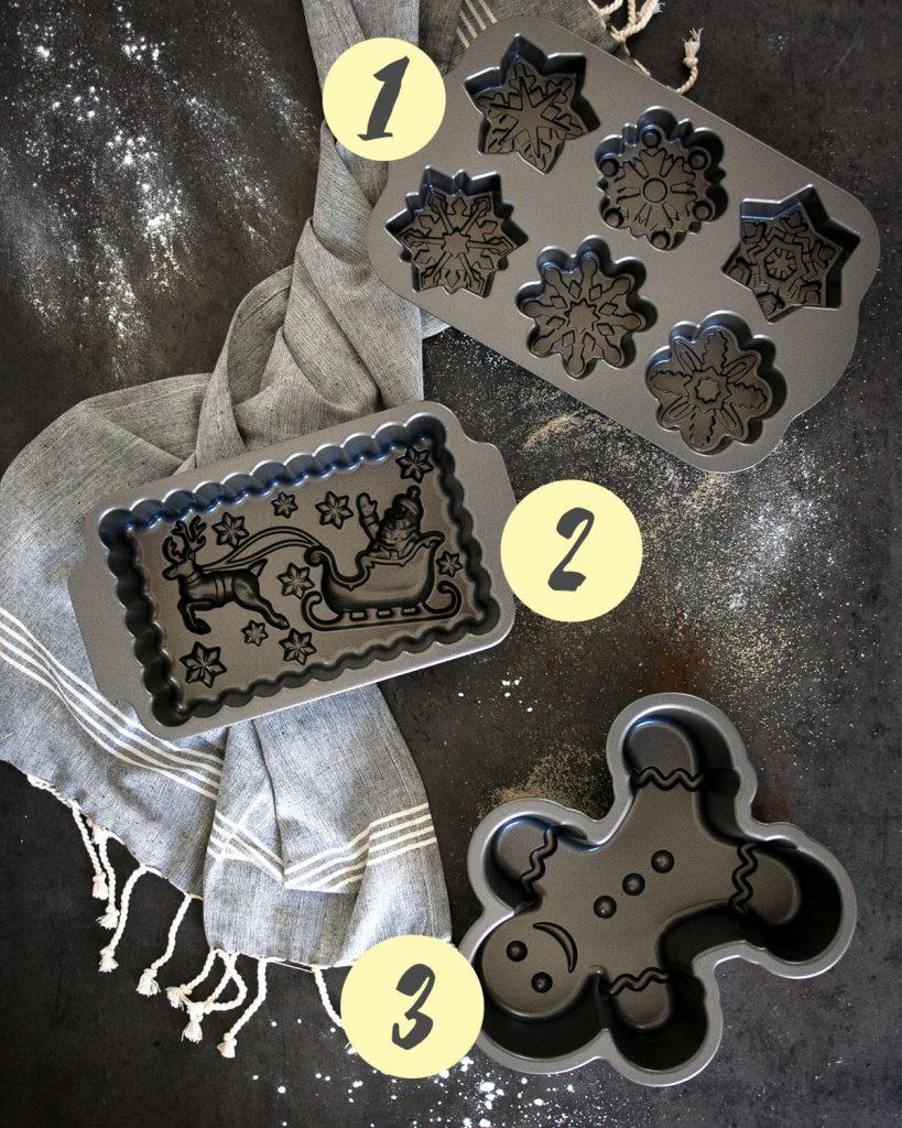 Backformen von Nordic Ware: Selbstgemachte Pudding-Fertigmischung zum Verschenken