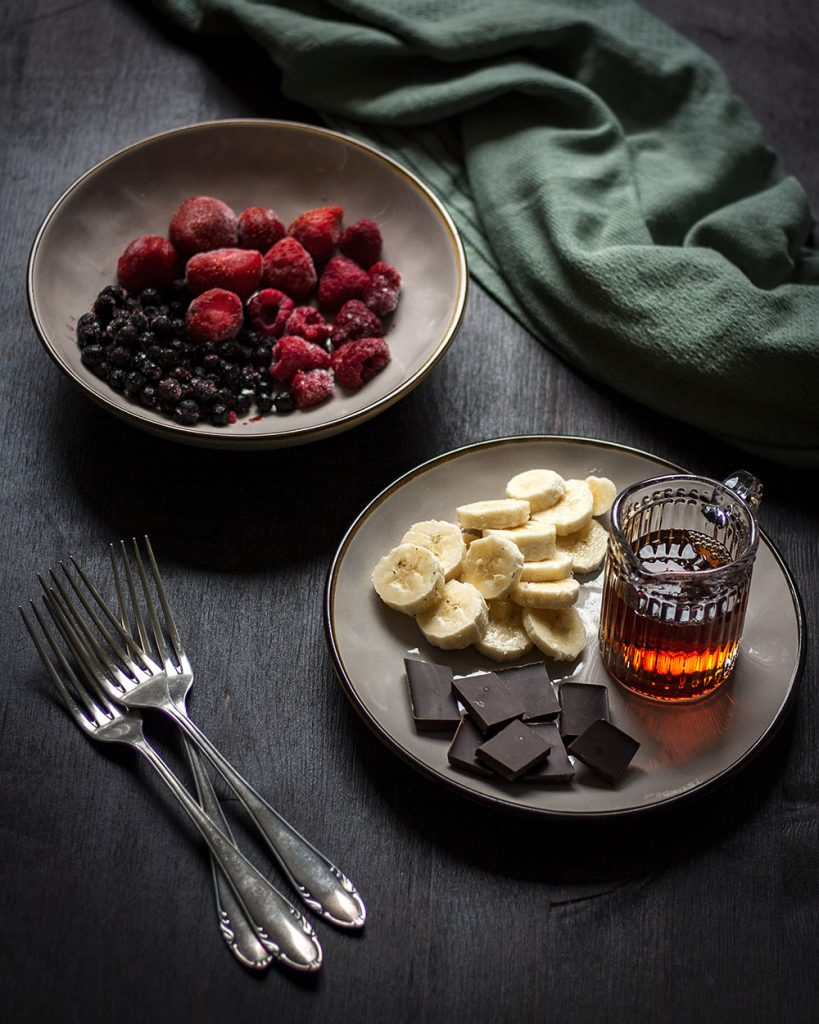 Beeren, Schokolade oder Bananen - Pfannkuchen immer wieder anders belegen
