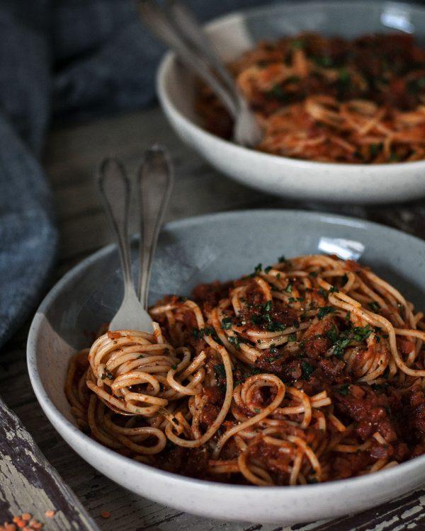 Spaghetti Bolognese - Seelenfutter pur!