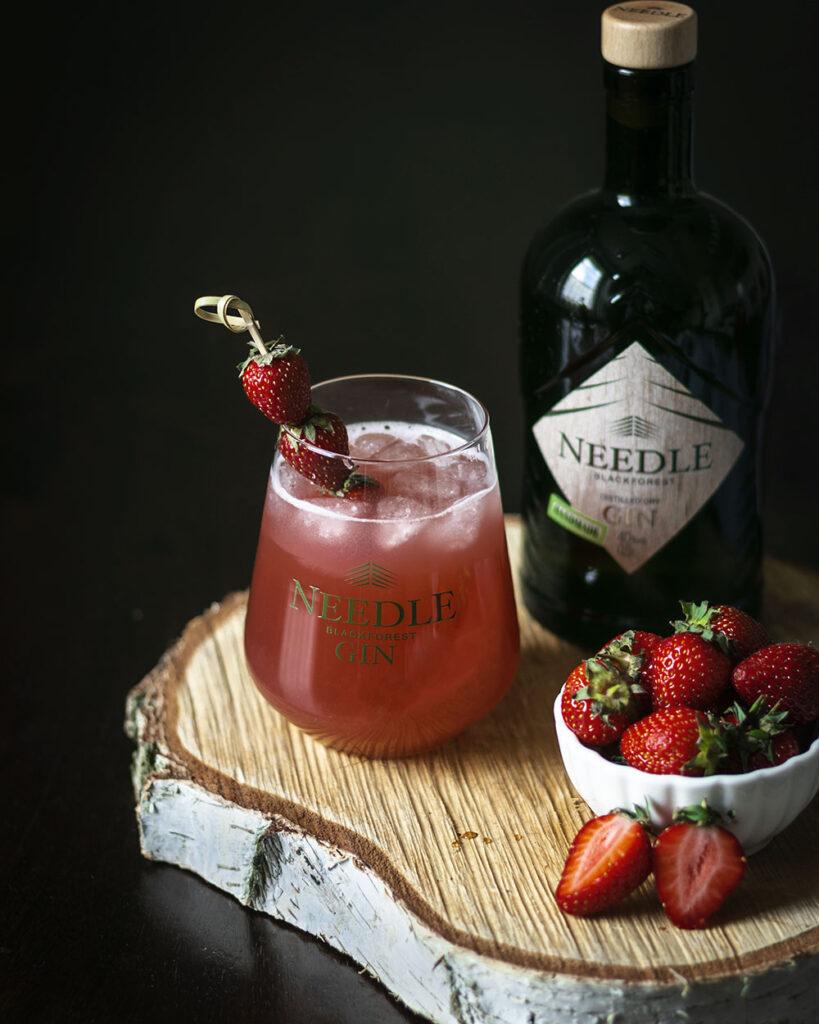 Gin ist nach wie vor beliebt in Cocktails und Longdrinks