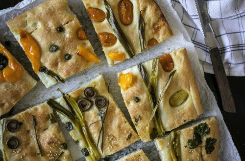Focaccia Garten: So lecker ist der Foodtrend 2020