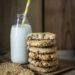 20 Minuten, 7 Zutaten und laktosefrei: Knusprige Hafer-Cashew-Kekse mit Milch von MinusL