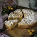 Lockerer Rührteig, süße Mirabellen & knusprige Streusel vereint in einem leckeren Kuchen
