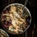 Kürbis, Champignons & Spinat: Das beste was der Herbst zu bieten hat in einem Rezept