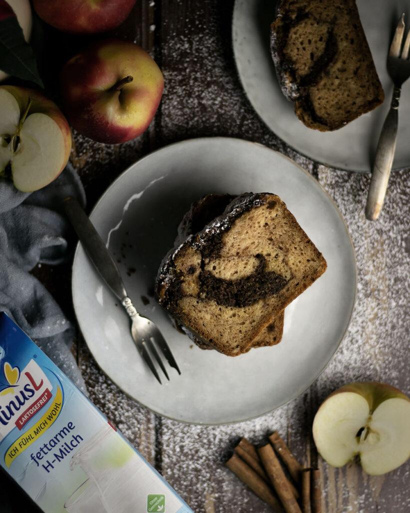 Apfelmus-Teig & Zimt-Swirl: So wird das Apfel-Zimt-Brot gebacken!