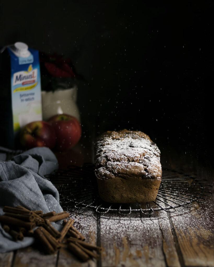 Saftiges Apfel-Zimt-Brot: Da kommt Weihnachtsstimmung auf!