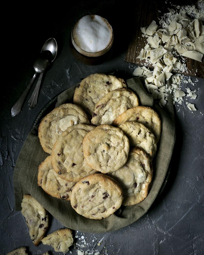 Egal, ob zum Geburtstag, als süßer Snack oder für die Kollegen im Büro - diese amerikanischen Kekse sind ganz einfach selber gebacken