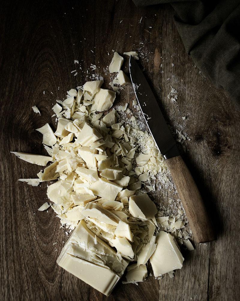 Schokoliebe: Weiße Schokolade eignet sich perfekt zum Backen von weichen Cookies