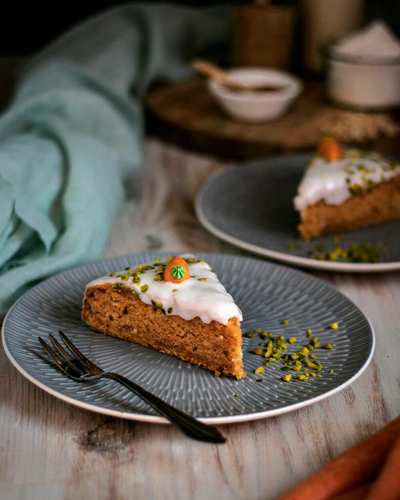 Karottenkuchen: Ein einfacher Kuchen für Ostern